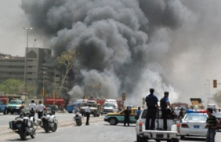 Irak'ta Havan Saldırısı