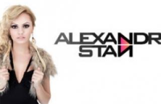 Alexandra Stan İzmir'de