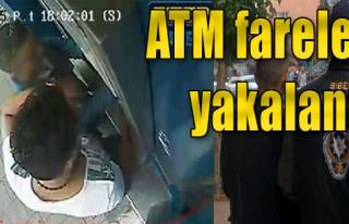 Banka Kartı Sahtekarlığına 3 Tutuklama