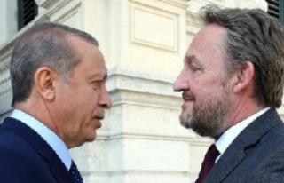 Cumhurbaşkanı Erdoğan'ın Kabulleri...