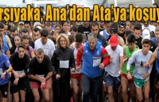 Karşıyaka, Ata'dan Ana'ya Koşuyor