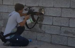 Tuzhurmatu'da Çatışmalar Sürüyor