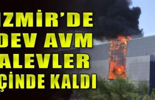 Dev AVM Alev Alev Yandı