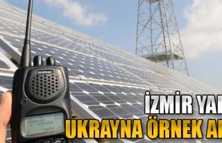 İzmir Yaptı, Ukrayna Örnek Aldı