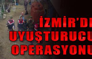 İzmir'de Uyuşturucuya Geçit Yok