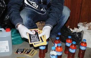 İstanbul'da Sahte İçki Şoku