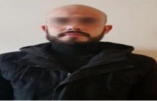 DEAŞ'a Katılmak İsterken Yakalandı