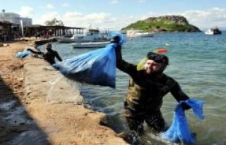 Denizden Çıkarılanları Görenler Şaşırıp Kaldı