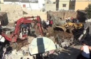 Dera'da Bombardıman Sürüyor