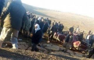 Derik'te Kaza: 3 Ölü, 1 Yaralı