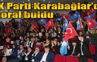 AK Parti Karabağlar'da Moral Buldu