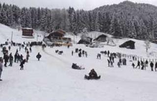 Kardan Adam Şenliği'nde 8 Yaralı