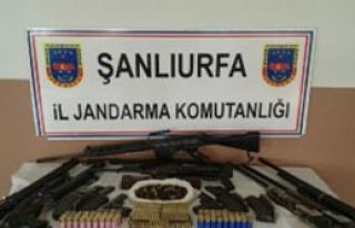 Viranşehir'de Pkk'ya Silah Temin Ettiği İddiasına...