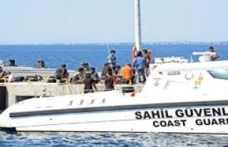 Dikili'de 37 Kaçak Yakalandı