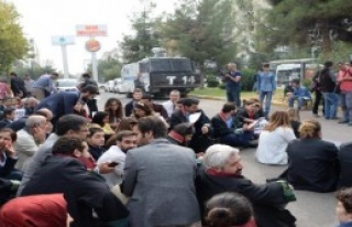 Tahir Elçi'ye Destek