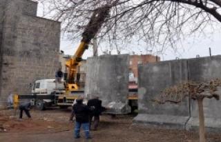 Diyarbakır Sur'un Bazı Girişleri Beton Bloklarla...