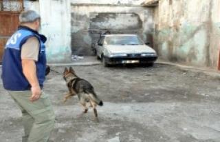 Diyarbakır'da  Helikopterli Huzur Operasyonu
