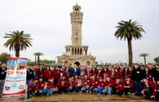 Diyarbakırlı Öğrenciler İzmir'de