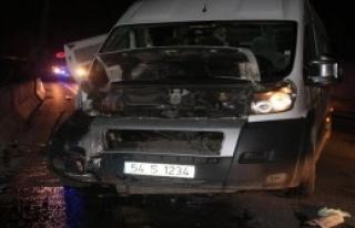 Düğün Dönüşü Kaza: 2 Ölü, 11 Yaralı