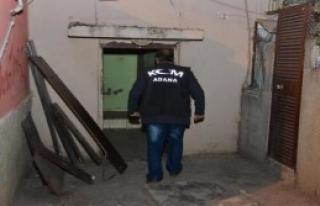 Adana'da Usulsüzlük Baskını: 8 Gözaltı