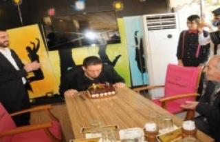 Sultan 33'üncü Yaş Gününü Kutladı