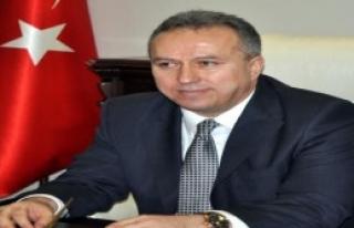 Düzce Valisi Ali Fidan Göreve Başladı