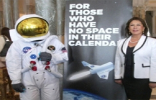 Uzay biletini alan ilk Türk; Ahu Aysal