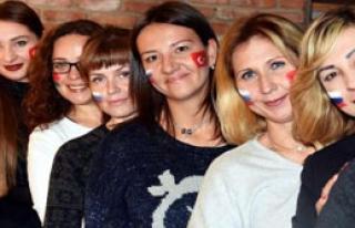 Rus Gelinler Barış İstiyor
