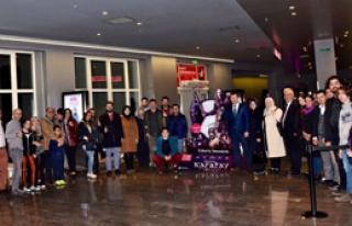 MÜSİAD İzmir, sinemada buluştu