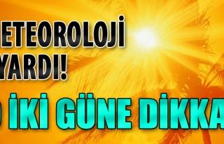 İzmir 42 Derece Olacak
