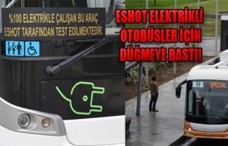 Elektrikli Otobüsler Geliyor!