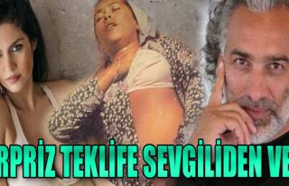 Sinan Çetin'den Tuğba Ekinci'ye Sürpriz Teklif