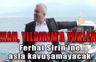 Özkan'dan Eleştiri Bombardımanı