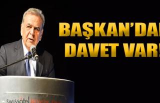 Başkan'dan Davet Var