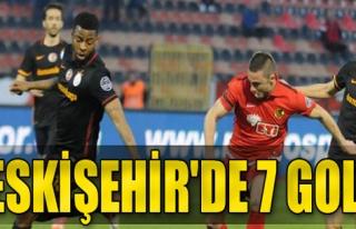 Eskişehirspor: 4 - Galatasaray: 3