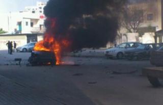 Şam'da Bombalı Saldırı: 5 Ölü