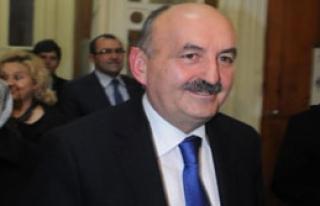 Bakan İzmir'de Konuştu
