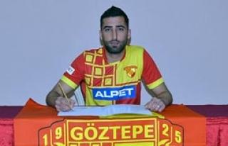 Göztepe'ye Yeni Golcü
