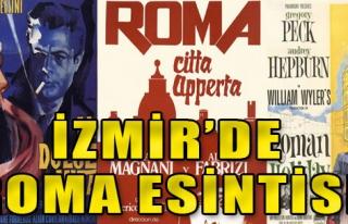 Roma Filmleri İzmir'de İzleyiciyle Buluşuyor