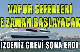 İzmirlilere İyi Haber