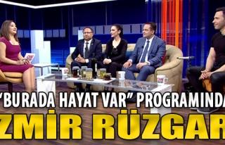 'Burada Hayat Var'da İzmir Rüzgarı