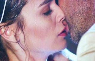 'İki Yalancı' da Yağmur Romantizmi