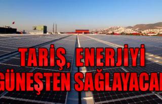 Enerjinin Yüzde 70'i Güneşten Alınacak