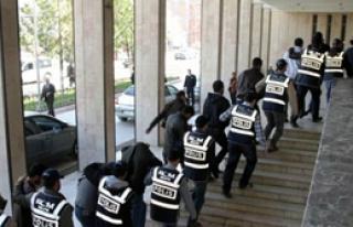 Yüksekova'da KCK'ya 15 Tutuklama