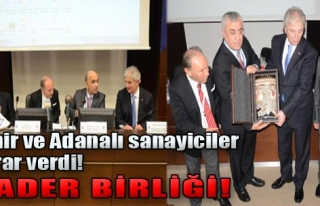 EBSO Adana'ya Çıkarma Yaptı!