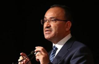 Bozdağ'dan 'TRT Yasağı' Açıklaması