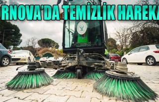 Bornova'da Temizlik Harekatı