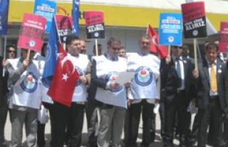 Zam Teklifine 'Sandıklı' Protesto