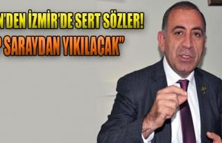'AKP Saraydan Yıkılacak'
