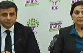 HDP'den Önemli Açıklamalar